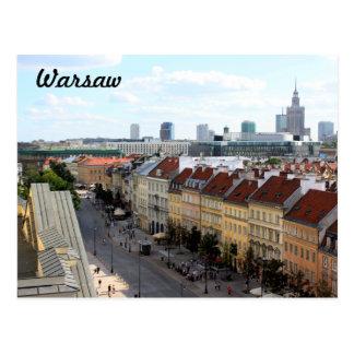 Postal Opinión de Varsovia