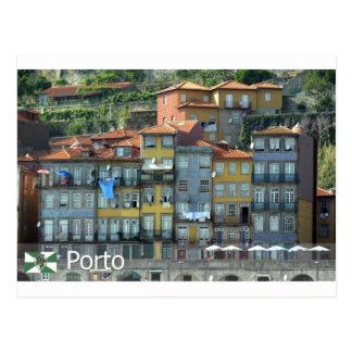 Postal Oporto, Portugal
