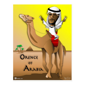 Postal Orence de Arabia