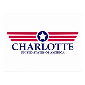 Postal Orgullo de Charlotte