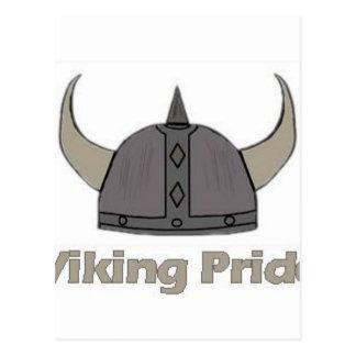 Postal Orgullo de Viking