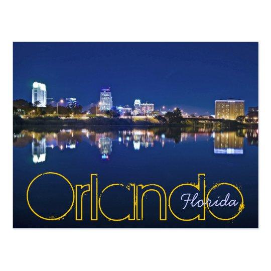 Postal Orlando, la Florida, los E.E.U.U.