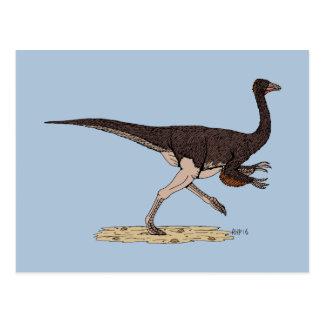 Postal Ornithomimus