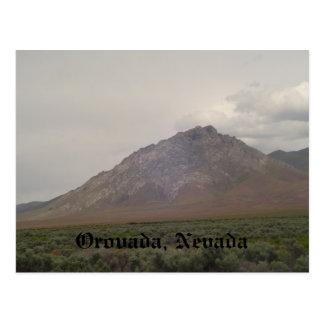 Postal Orovada, Nevada