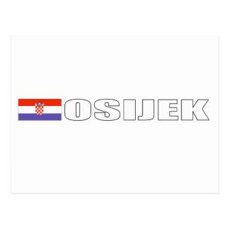 Postal Osijek, Croacia