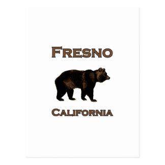 Postal Oso de Fresno California