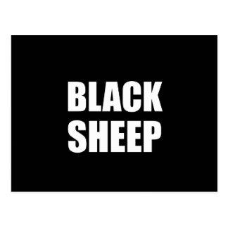 Postal Ovejas negras