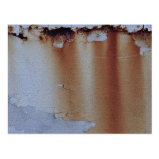 Postal oxidada