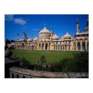 Postal Pabellón, Brighton, Sussex, Inglaterra, Reino