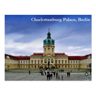 Postal Palacio de Charlottenburg, Berlín