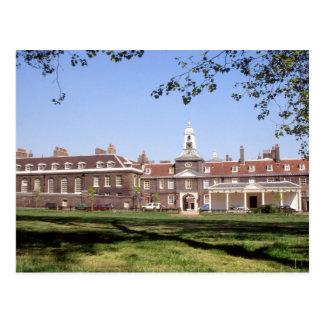 Postal Palacio de No.33 Kensington
