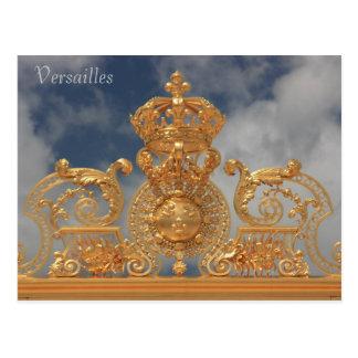 Postal Palacio de Versalles