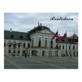 Postal Palacio presidencial