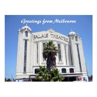 Postal palais