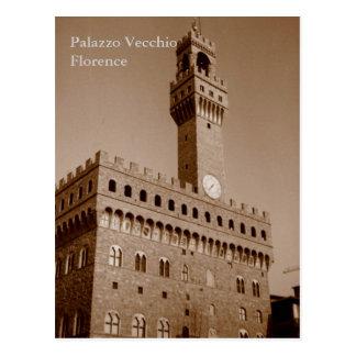 Postal Palazzo Vecchio