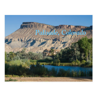 Postal Palizada, Colorado