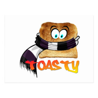 Postal Pan Toasty