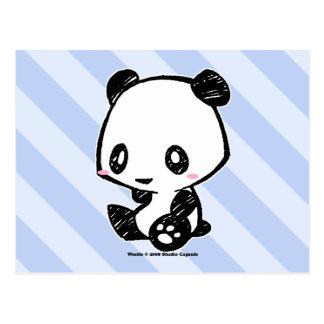 Postal Panda de Weetle