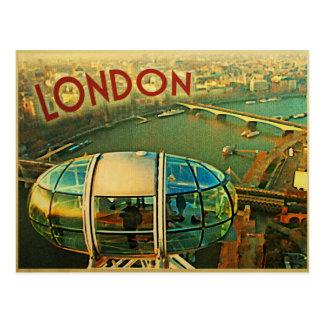 Postal Panorama de Londres