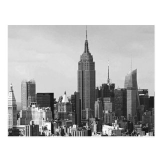 Postal Panorama de New York City