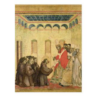 Postal Papa Inocencio III