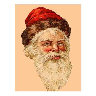 Postal Papá Noel