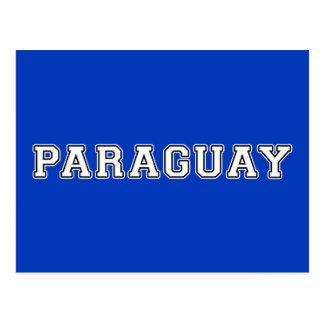 Postal Paraguay
