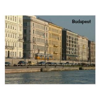 Postal Parásito y el Danubio