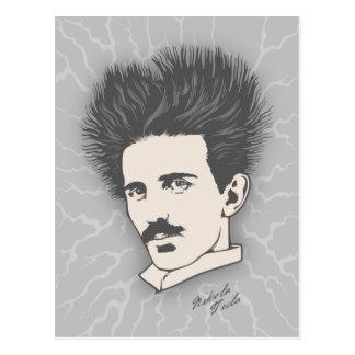 Postal Parásitos atmosféricos II de Tesla