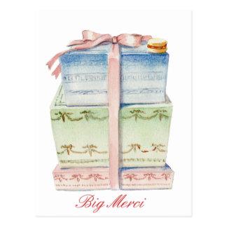 Postal París Cadeaux