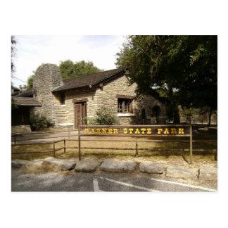 Postal Parque de estado del Garner, Tejas