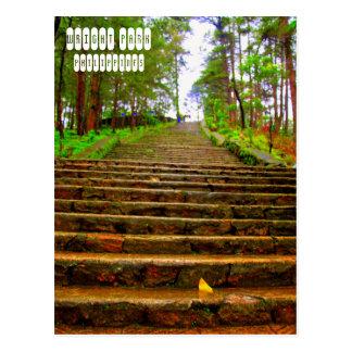 Postal Parque de Wright de Baguio