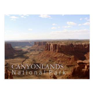 Postal Parque nacional de Canyonlands