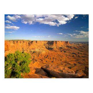 Postal Parque nacional de Canyonlands, Utah, Estados