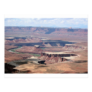 Postal Parque nacional de Canyonlands, Utah, los E.E.U.U.