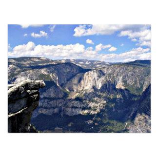 Postal Parque nacional de Yosemite (b)