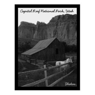 Postal Parque nacional del filón del capitolio
