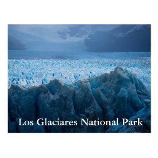 Postal Parque Nacional Los Glaciares