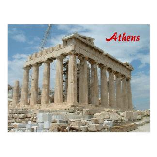 Postal Parthenon - Atenas