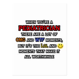 Postal Pediatra… OMG WTF LOL