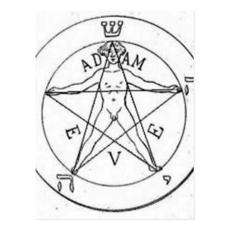 Postal Pentagram_with_one_point_up