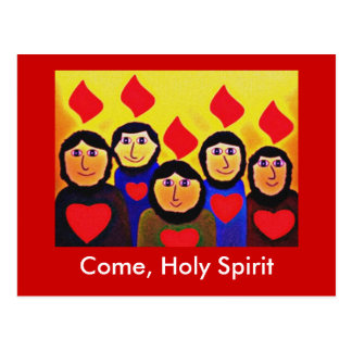 Postal Pentecost