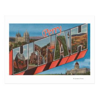 Postal Perry, letra ScenesPerry, UT de UtahLarge