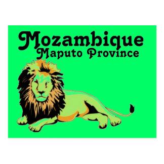 Postal Personalizado de Africankoko; Provincia de Maputo