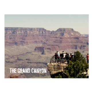 Postal Perspectiva del Gran Cañón