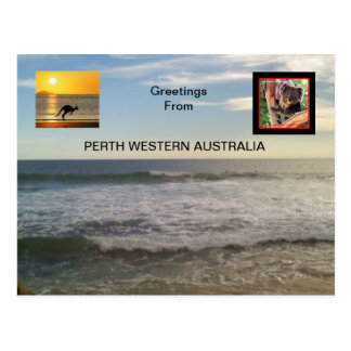 Postal Perth Australia occidental