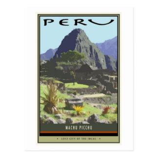 Postal Perú