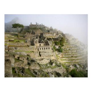 Postal Perú, Machu Picchu. La ciudadela antigua de Machu