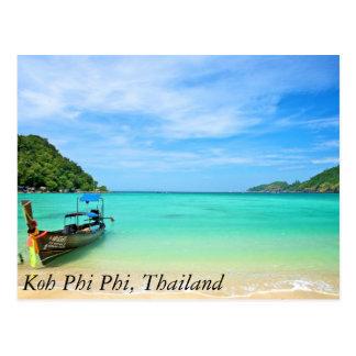 Postal Phi de la phi de la KOH, Tailandia