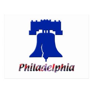 Postal Philadelphia Liberty Bell
